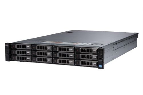 Dell PowerEdge R730xd 2x Six-Core E5-2603v4 1.7GHz 16GB 96.6TB 2U Rack Server